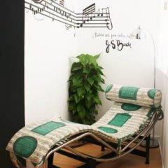 Отель Estancias Con Arte 1 Апартаменты с различными типами кроватей фото 37