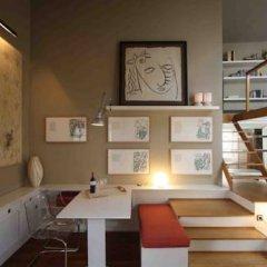Отель Estancias Con Arte 1 Апартаменты с различными типами кроватей