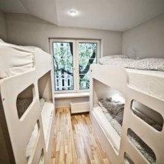 Tapir Hostel Кровать в общем номере с двухъярусной кроватью фото 18