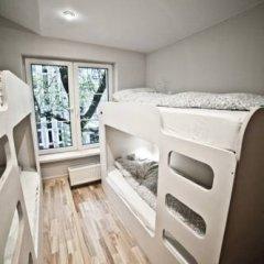 Tapir Hostel Кровать в общем номере с двухъярусной кроватью фото 4