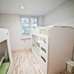 Tapir Hostel Кровать в общем номере с двухъярусной кроватью фото 16