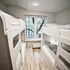 Tapir Hostel Кровать в общем номере с двухъярусной кроватью фото 8