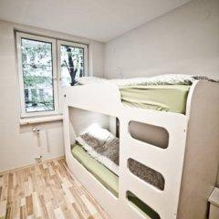 Tapir Hostel Кровать в общем номере с двухъярусной кроватью фото 20