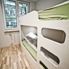 Tapir Hostel Кровать в общем номере с двухъярусной кроватью фото 12