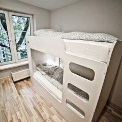 Tapir Hostel Кровать в общем номере с двухъярусной кроватью фото 19