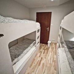 Tapir Hostel Кровать в общем номере с двухъярусной кроватью