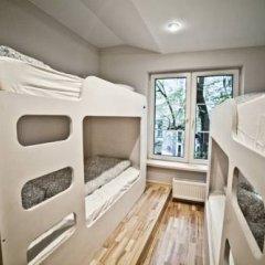 Tapir Hostel Кровать в общем номере с двухъярусной кроватью фото 2