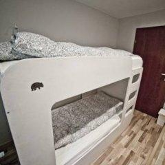 Tapir Hostel Кровать в общем номере с двухъярусной кроватью фото 14