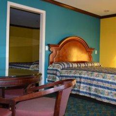 Отель Cloud 9 Inn Lax 2* Номер Делюкс фото 2