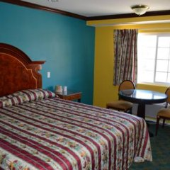 Отель Cloud 9 Inn Lax 2* Номер Делюкс фото 6