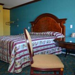 Отель Cloud 9 Inn Lax 2* Номер Делюкс фото 7
