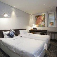 Hotel The Designers Samseong 3* Номер Делюкс с различными типами кроватей фото 8