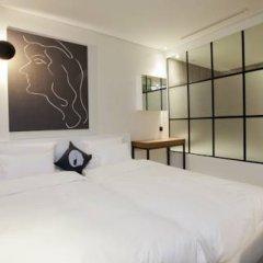 Hotel The Designers Samseong 3* Номер Делюкс с различными типами кроватей фото 13