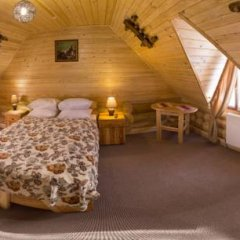 Гостиница Плюс Коттедж с различными типами кроватей