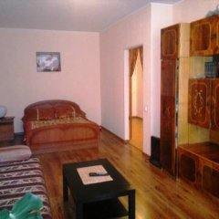 Апартаменты Apartments on Radishcheva Апартаменты с разными типами кроватей фото 17