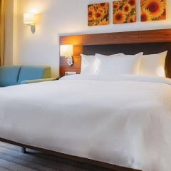 Гостиница Hilton Garden Inn Краснодар (Хилтон Гарден Инн Краснодар) 4* Стандартный номер разные типы кроватей фото 15