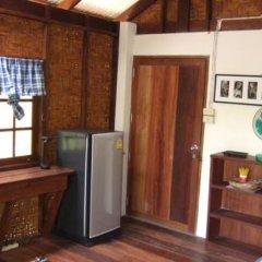 Отель Jungle House at Siboya Bungalows Бунгало с различными типами кроватей фото 10