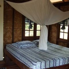 Отель Jungle House at Siboya Bungalows Бунгало с различными типами кроватей фото 11