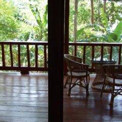 Отель Jungle House at Siboya Bungalows Бунгало с различными типами кроватей фото 16
