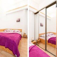 Отель Sunflower Budapest Апартаменты с различными типами кроватей фото 11