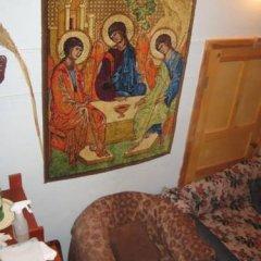 Гостиница Guest House Varvarinskiy Коттедж с различными типами кроватей фото 9