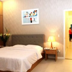 Апартаменты HAD Apartment Nguyen Dinh Chinh Апартаменты с различными типами кроватей фото 12