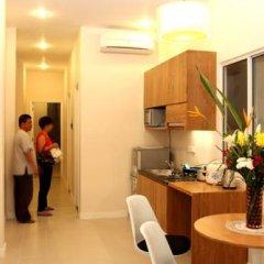 Апартаменты HAD Apartment Nguyen Dinh Chinh Улучшенные апартаменты с различными типами кроватей фото 6