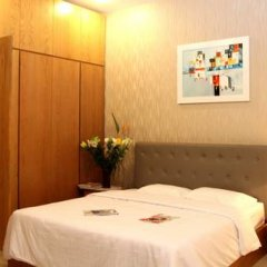 Апартаменты HAD Apartment Nguyen Dinh Chinh Апартаменты с различными типами кроватей фото 10