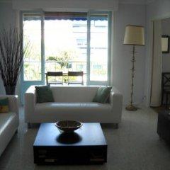 Отель Happyfew - Appartement le Bleu Rivage Апартаменты с различными типами кроватей фото 5