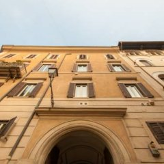 Отель Rome King Suite Апартаменты с 2 отдельными кроватями фото 16