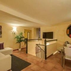 Отель Rome King Suite Апартаменты с 2 отдельными кроватями