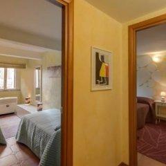 Отель Rome King Suite Апартаменты с 2 отдельными кроватями фото 14