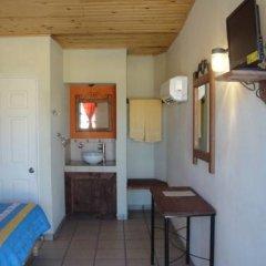 Отель Hacienda Bustillos 2* Стандартный номер с различными типами кроватей фото 3