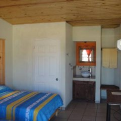 Отель Hacienda Bustillos 2* Стандартный номер с различными типами кроватей фото 5