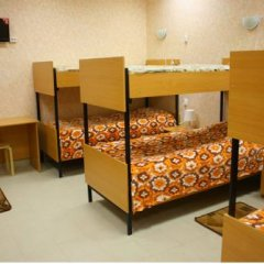 Мини Отель Вояж Кровать в общем номере с двухъярусной кроватью фото 3