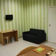 Мини Отель Вояж Стандартный номер с различными типами кроватей фото 4