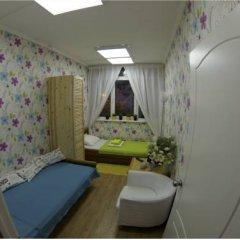 Yozh Hostel Кровать в мужском общем номере