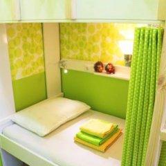Yozh Hostel Кровать в женском общем номере
