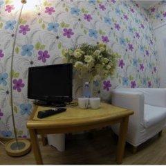 Yozh Hostel Стандартный номер с различными типами кроватей фото 2