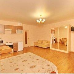 Апартаменты Fletkom Apartments on 50 Let VLKSM Street Студия разные типы кроватей