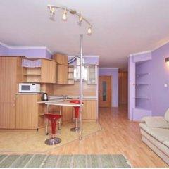 Апартаменты Fletkom Apartments on 50 Let VLKSM Street Апартаменты разные типы кроватей