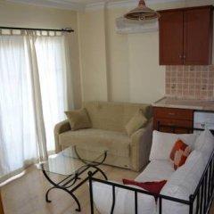 Апартаменты Deniz Apartment Апартаменты с различными типами кроватей