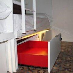 Urbany Hostel Bcn Go! Кровать в общем номере фото 7