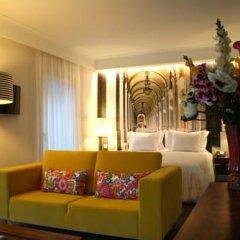 Отель Olissippo Saldanha 4* Улучшенный номер с различными типами кроватей фото 8