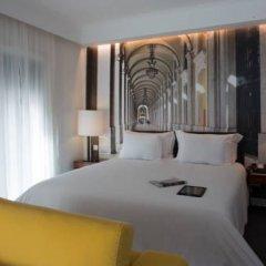 Отель Olissippo Saldanha 4* Улучшенный номер с различными типами кроватей фото 7
