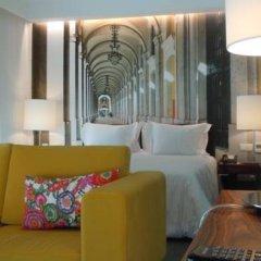Отель Olissippo Saldanha 4* Улучшенный номер с различными типами кроватей фото 3