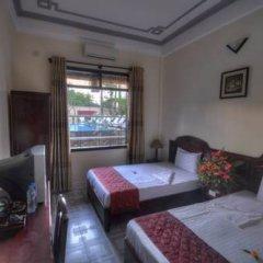 Hoian Nostalgia Hotel & Spa 3* Номер Делюкс с различными типами кроватей фото 8