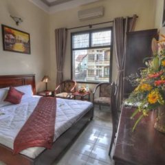 Hoian Nostalgia Hotel & Spa 3* Номер Делюкс с различными типами кроватей фото 7
