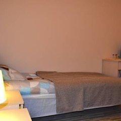 Hostel Gdańsk Sun and Sea Стандартный номер с двуспальной кроватью (общая ванная комната) фото 4
