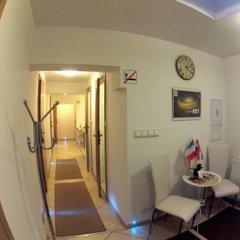 Hostel Gdańsk Sun and Sea Стандартный номер с двуспальной кроватью (общая ванная комната) фото 2